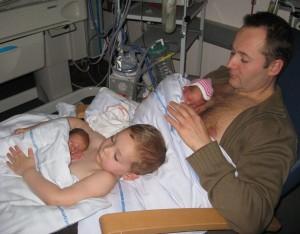 reparto maternità Svezia