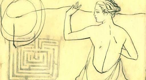 PIANTATA IN ASSO monologo sul mito di Arianna venerdì 9 marzo h 21,30