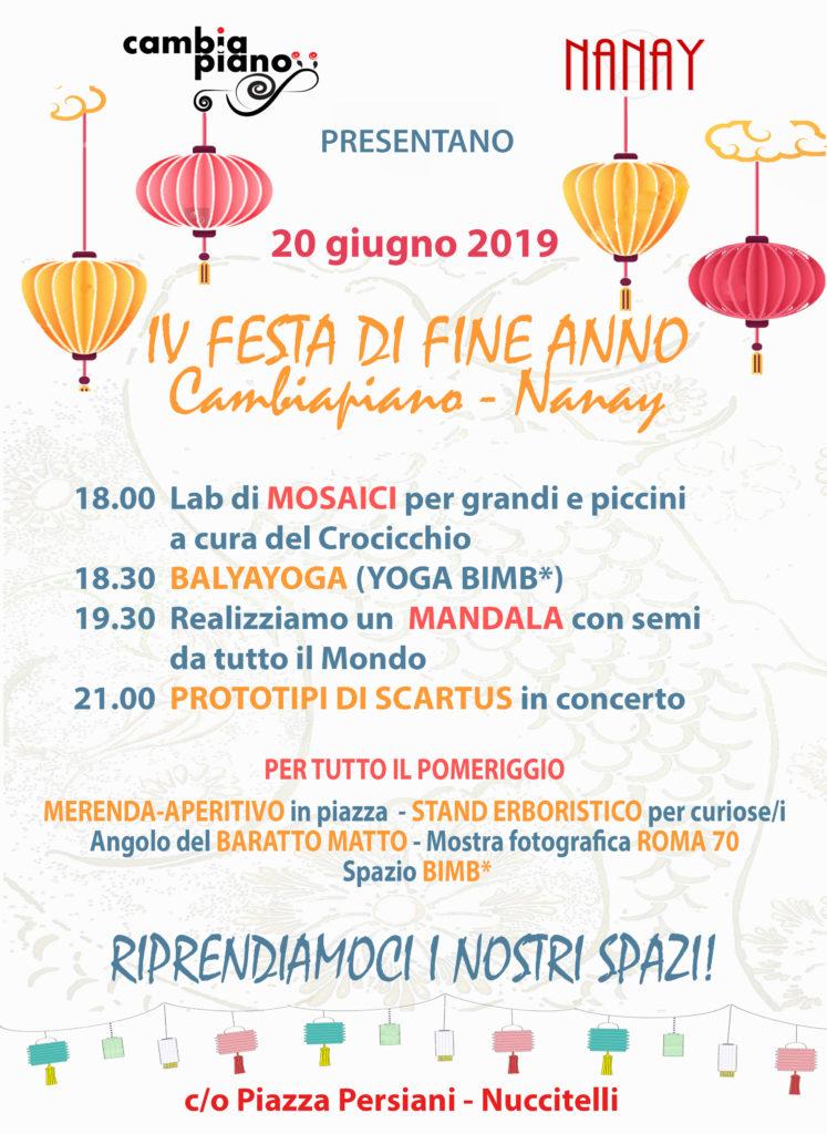 Festa CpNanay 2019